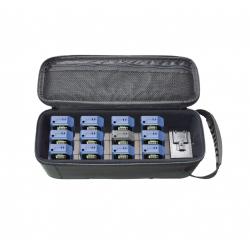 WT-100E - Pack visite guidée WT-100 valise de charge 1 émetteur et 11 récepteurs