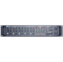 Amplificateurs matriciels 4 zones de 60W en 100V