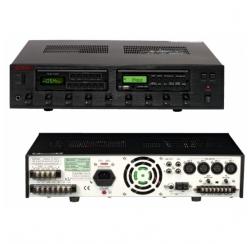 Amplificateur préamplificateur avec sources audio intégrées CD, Tuner, USB