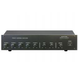 Amplificateur préamplificateur 60W en 100V