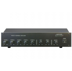 Amplifier preamplifier 60W in 100V