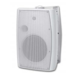 50W 2-way bass-reflex wall-mounted speakers
