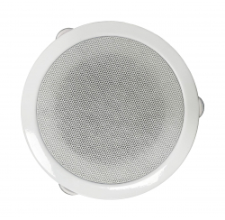 Haut-parleur plafond sur IP POE 8W