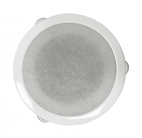 CSL-08-IP Haut-parleur plafond sur IP POE 8W