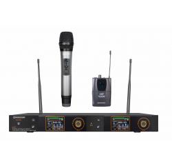 BE-5038/H-83/PT-10 - système micro hf nouvelle version