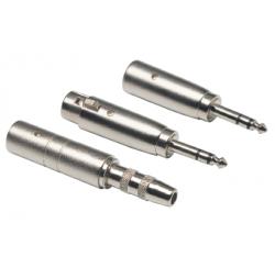 Adaptateur XLR / Jack 6,35 mm