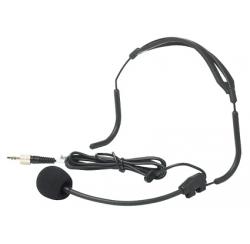 Mono electret choker microphone