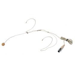 Unidirectional micro headband for PT-10 transmitter box