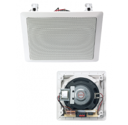 60 ceiling speaker with subwoofer