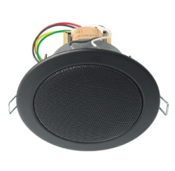 6W in-line 100V ceiling speakers