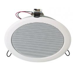 15W Ceiling speaker in 100V line