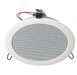 Haut-parleur plafond 15W en 100V