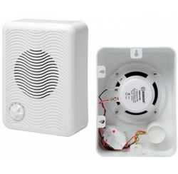 Ceiling speaker (IP44) in 100V line