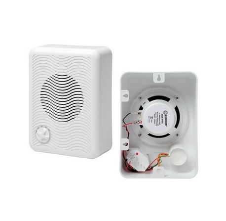 Haut-parleur plafond (IP44) 100 V