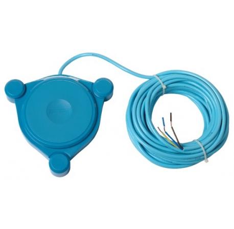 Haut-parleur subaquatique bleue (piscine)