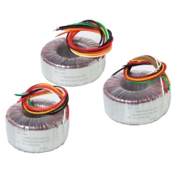 Transformateur torique audio 8 Ω