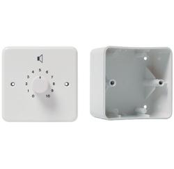 Atténuateurs avec autotransformateur en ligne 100 V
