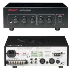 Standard 100V preamplifier amplifiers