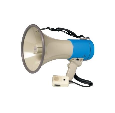 Voix Avec Sirène - Porte voix