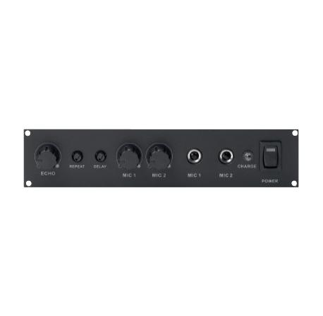 EM 750 - Module écho digital + 2 entrées micro à fil (EXPLORER)