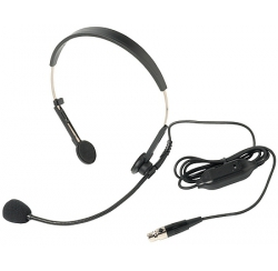MC-72 - Microphone serre-tête avec contrôle de volume