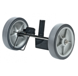 Chariot grandes roues pour tranporter sonorisation portables