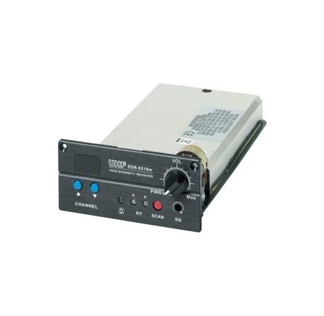 Module émetteur UHF diversity 16 Fréquences pour LEADER