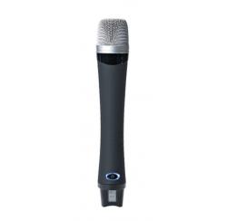 Microphone émetteur UHF main pour système de visite