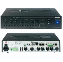 2-zone amplifiers preamplifiers