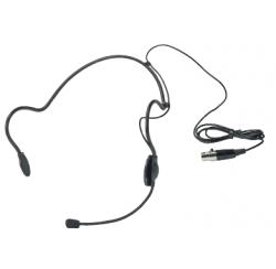 Microphone serre-tête pour boîtier émetteur visite EJ-7XT