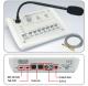 RC 600 - Pupitre micro à télécommande