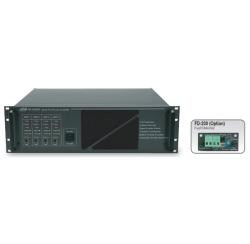 PA 412 DP et PA 424 DP - Amplificateurs de puissance 4 canaux