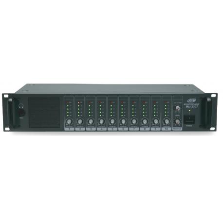 "Unité de contrôle 10 zones HP - 24V - 19"" 2U"