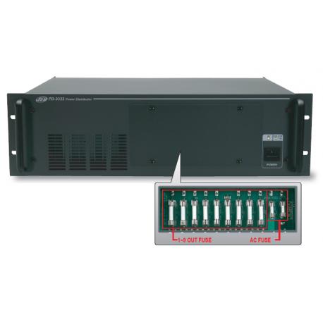 PD-3322 - Distributeur d'alimentation AC/DC