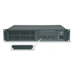Amplificateur de puissance professionnel 4 canaux
