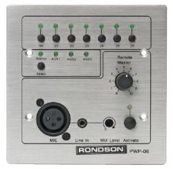 Amplificateur – préamplificateur test