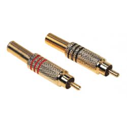RCA plug Male