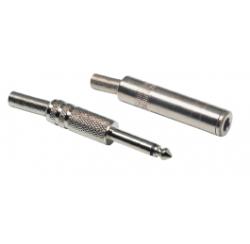 6.35 mm jack plugs