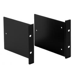 """Equerres 3 U fixation rack 19"""" compatibles avec la série d'amplificateur AP 480/2"""