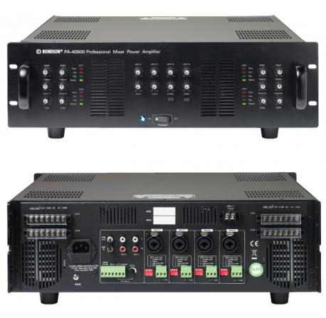 Amplificateur-préamplificateur