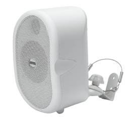 20 and 30 W white passive compact speakers