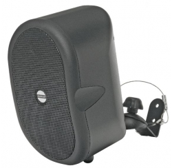 20 and 30 W black passive compact speakers