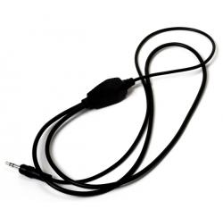 Magnetic collar with jack plug