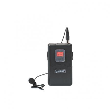 PT-10 / CM-506 - Boîtier émetteur avec microphone cravate