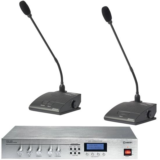 Systèmes de conférence