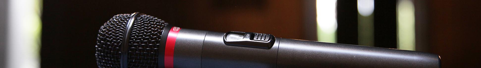 micro sans fil rondson