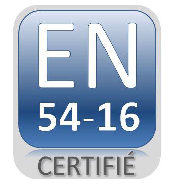 Logo EN 54-16