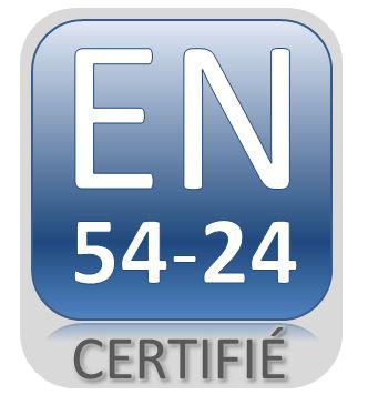 Logo EN 54-24