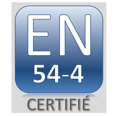 Logo EN 54-4