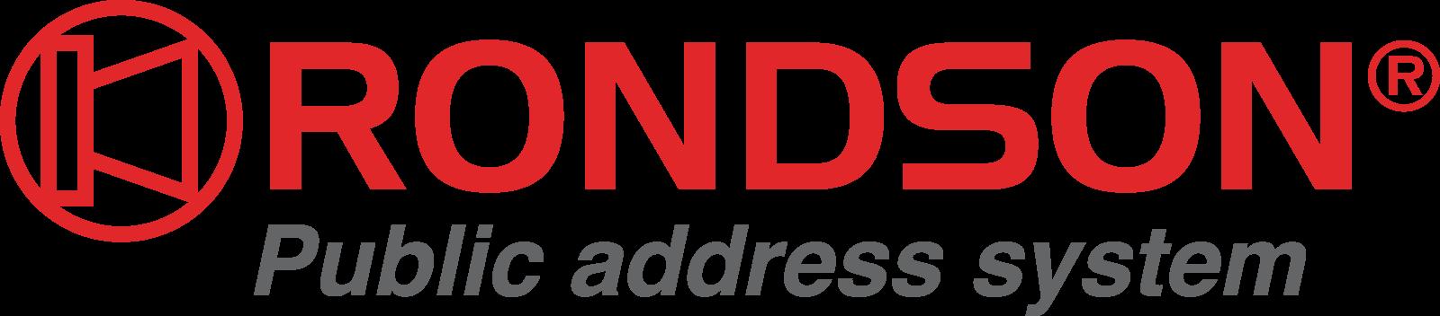 logo rondson